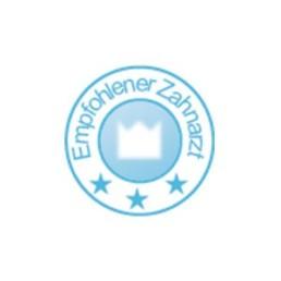 Siegel: Empfohlender Zahnarzt in Quedlinburg
