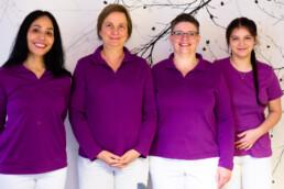 Zahnarztpraxis Bussert Team